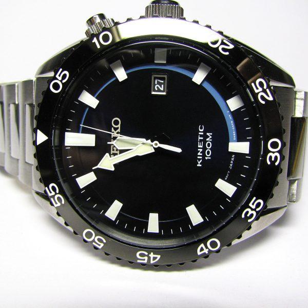 seiko kinetic ska623 watch