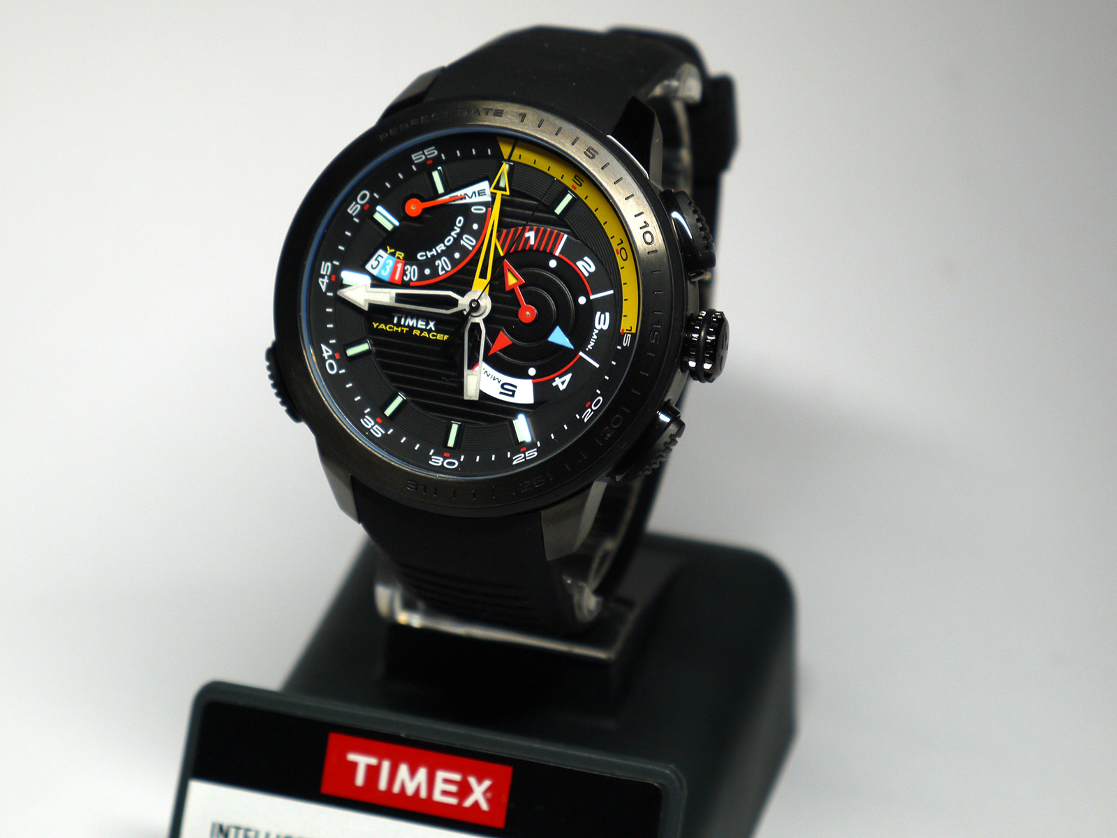 Timex Tw2p44300 Yacht Racer Watch ⋆ High Quality Watch Gallery