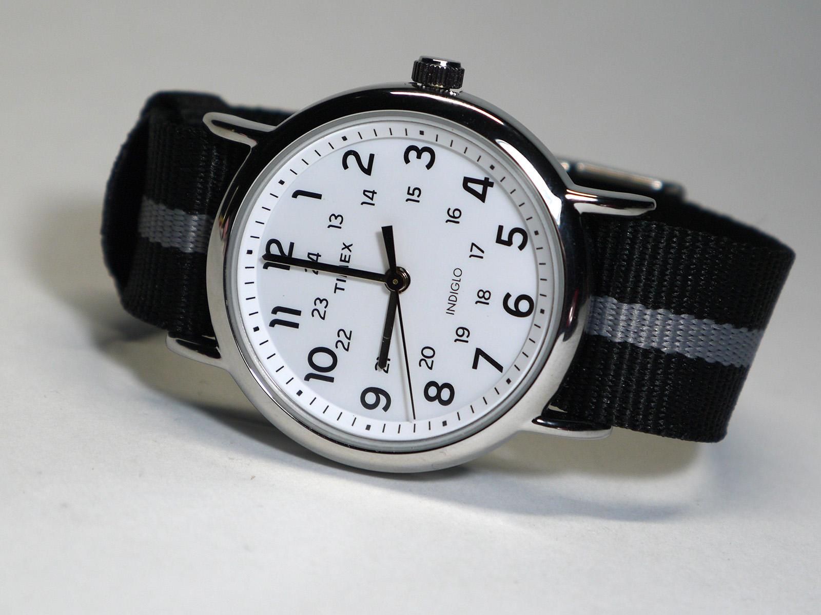 Timex Tw2p72200 Weekender Watch ⋆ High Quality Watch Gallery