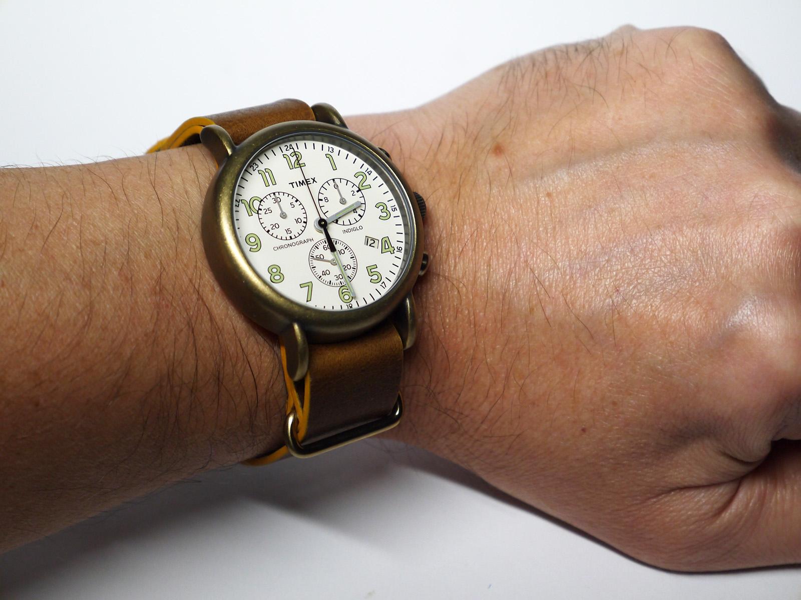 Timex Tw2p85300 Weekender Watch ⋆ High Quality Watch Gallery