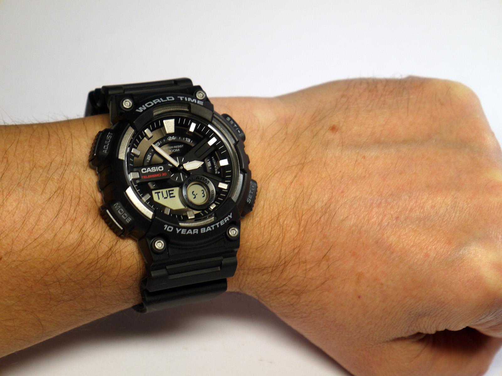 Casio Aeq 110w 1av Heavy Duty Watch ‹� High Quality Watch