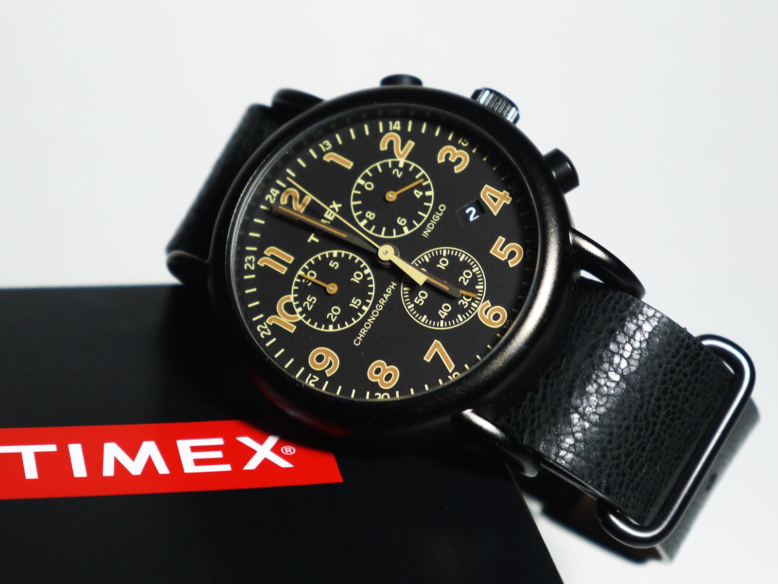 Timex Twc068500 Weekender Chrono Watch ⋆ High Quality