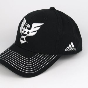 Cap Adidas MLS Black DC United