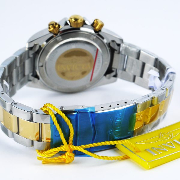 Invicta 3644 Speedway Two Tone Stainless Steel Watch_004