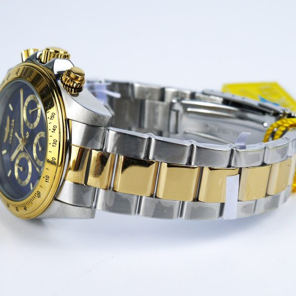 Invicta 3644 Speedway Two Tone Stainless Steel Watch_03