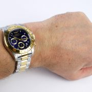 Invicta 3644 Speedway Two Tone Stainless Steel Watch_06