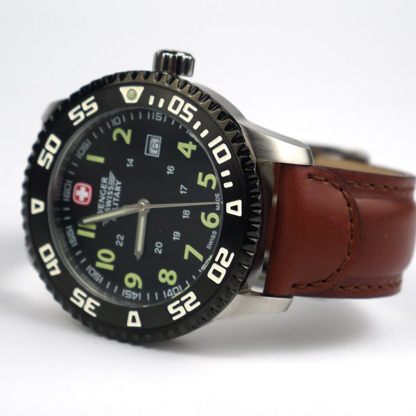 Wenger Swiss Military 79284C Roadster Watch_02