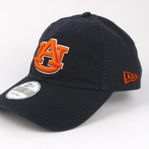Cap New Era NCAA Auburn Tigers UA Black Orange