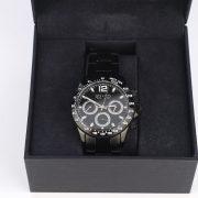 SO&CO New York Men's 5001.3 Monticello Black Bracelet Watch_02