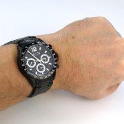 SO&CO New York Men's 5001.3 Monticello Black Bracelet Watch_06