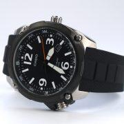 Casio MTF-E001-1AVCF Classic Black Quartz Watch