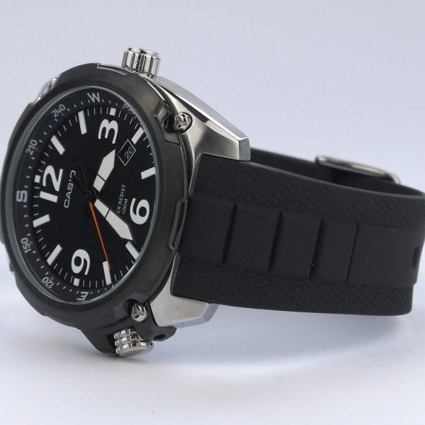 Casio MTF-E001-1AVCF Classic Black Quartz Watch_02