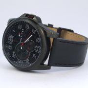 Tommy Hilfiger 1791005 Analog Display Japanese Quartz Black Watch_02