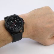 Tommy Hilfiger 1791005 Analog Display Japanese Quartz Black Watch_10