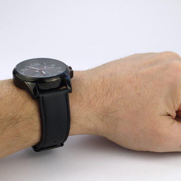 Tommy Hilfiger 1791005 Analog Display Japanese Quartz Black Watch_11