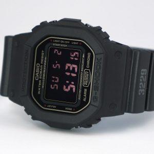 Casio DW-5600MS-1CR black watch