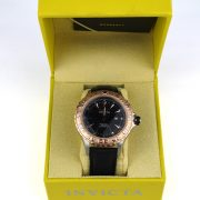 Invicta 12617 Pro Diver Stainless Steel Watch With Black Leather Band_02