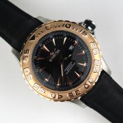 Invicta 12617 Pro Diver Stainless Steel Watch With Black Leather Band_07