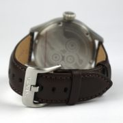 Invicta 22973 'Aviator' Quartz Stainless Steel and Leather Casual Watch_04