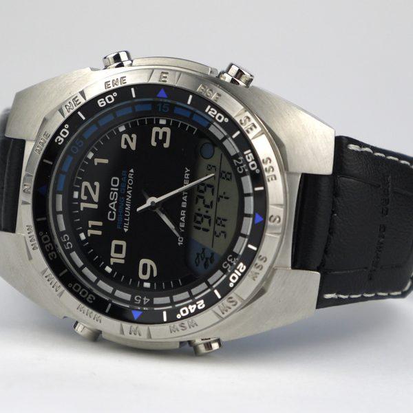 Casio AMW700B-1AV Ana-Digi Forester Fishing Timer Watch