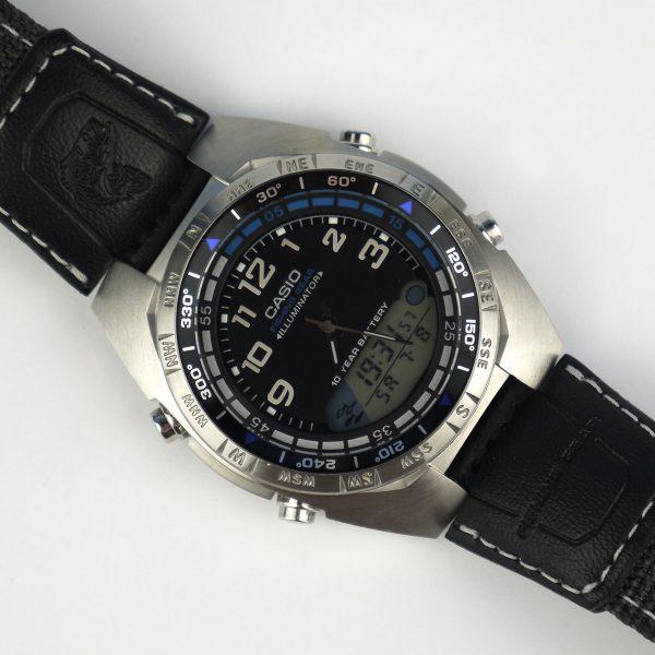 Casio AMW700B-1AV Ana-Digi Forester Fishing Timer Watch_06