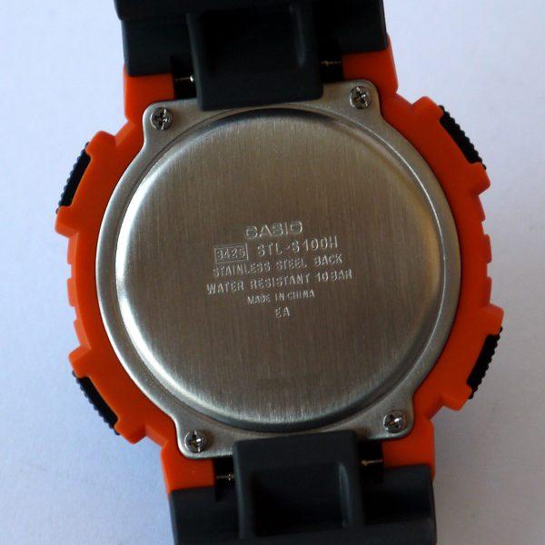 Casio STL-S100H-4AV Tough Solar Stainless Steel Fitness Watch_04