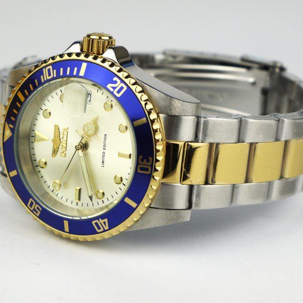 Invicta ILE8928OBASYB Limited Edition Pro Diver Two-Tone Automatic Watch_04
