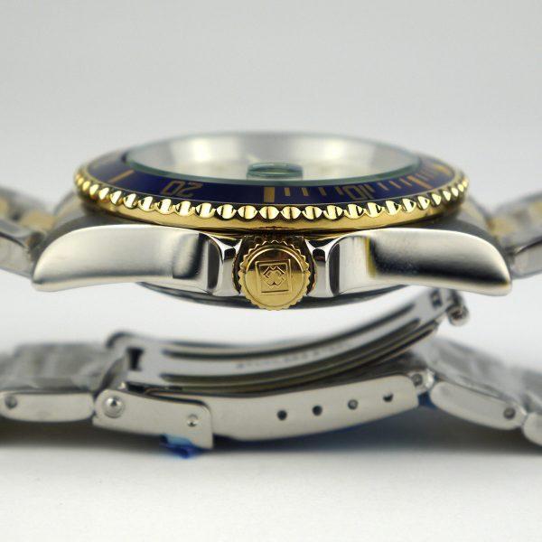 Invicta ILE8928OBASYB Limited Edition Pro Diver Two-Tone Automatic Watch_08