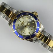 Invicta ILE8928OBASYB Limited Edition Pro Diver Two-Tone Automatic Watch_09