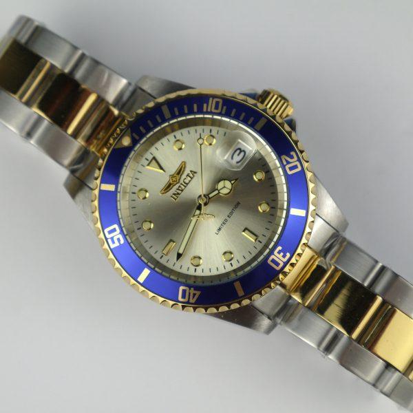 Invicta ILE8928OBASYB Limited Edition Pro Diver Two-Tone Automatic Watch_09