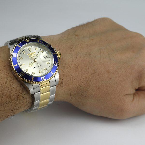Invicta ILE8928OBASYB Limited Edition Pro Diver Two-Tone Automatic Watch_10