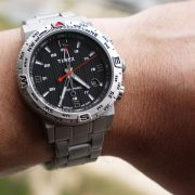 Timex T2P289 Intelligent Quartz Compass Watch