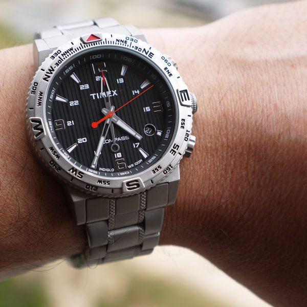 Timex T2P289 Intelligent Quartz Compass Watch