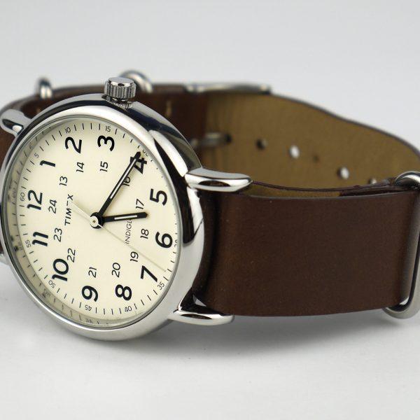 Timex T2P495 Weekender 40mm Case Slip-Thru Strap Watch_03