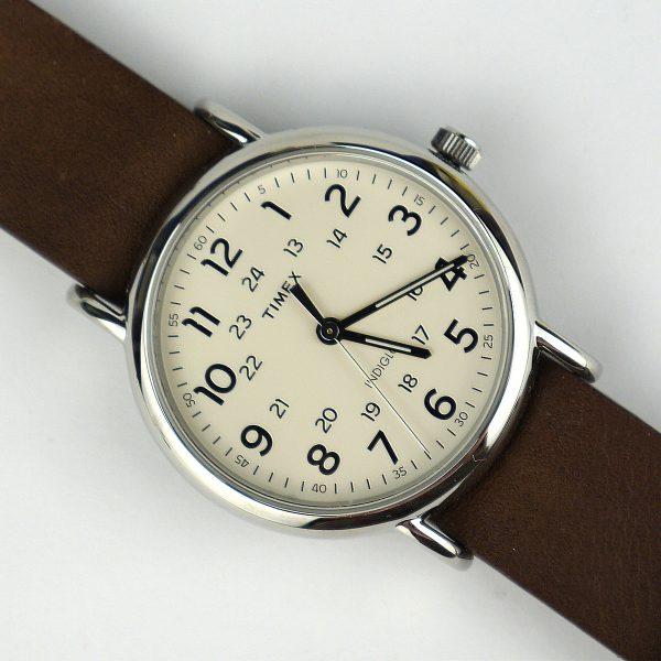 Timex T2P495 Weekender 40mm Case Slip-Thru Strap Watch_07