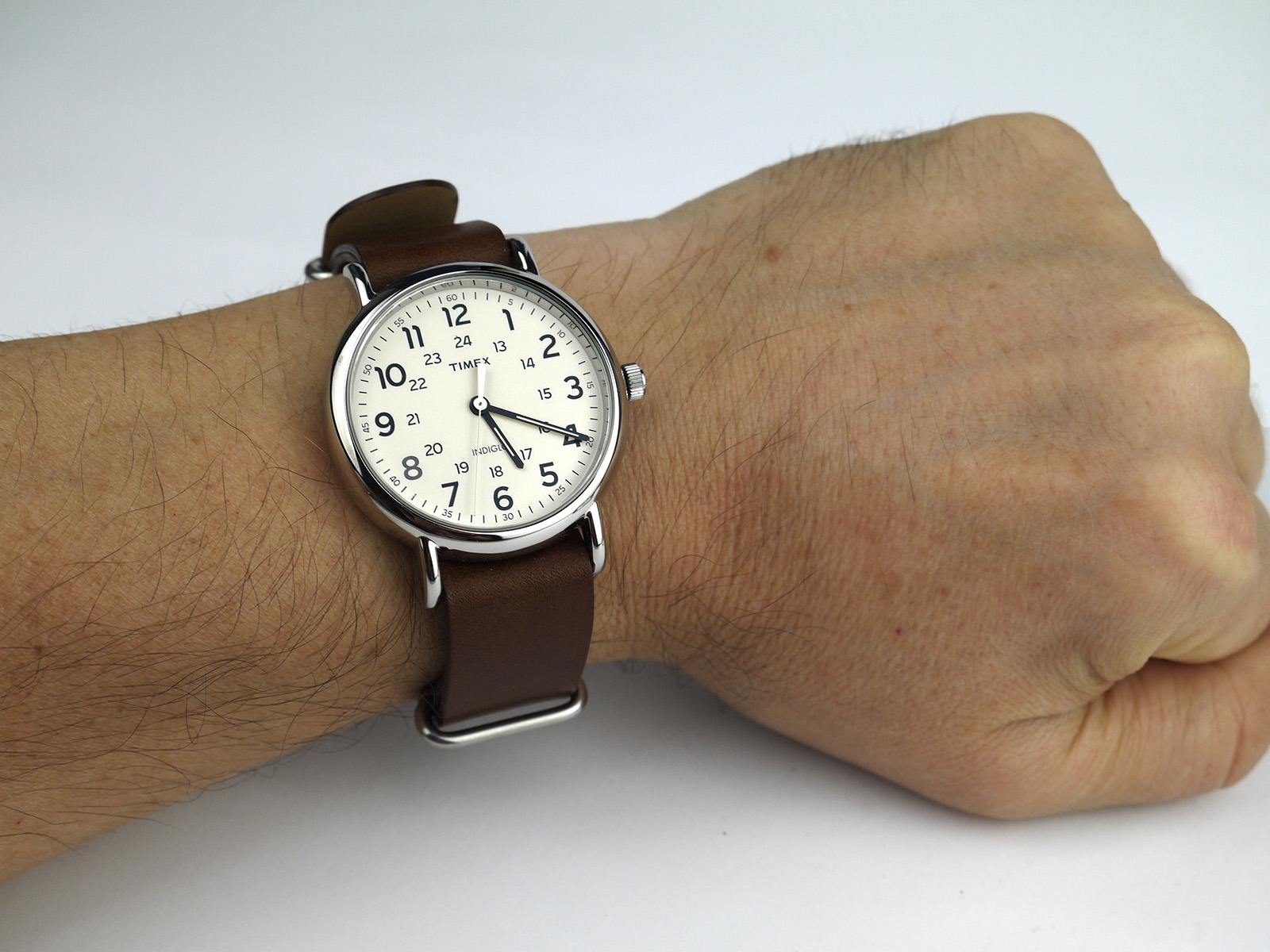 how to set time on a timex expedition indiglo watch