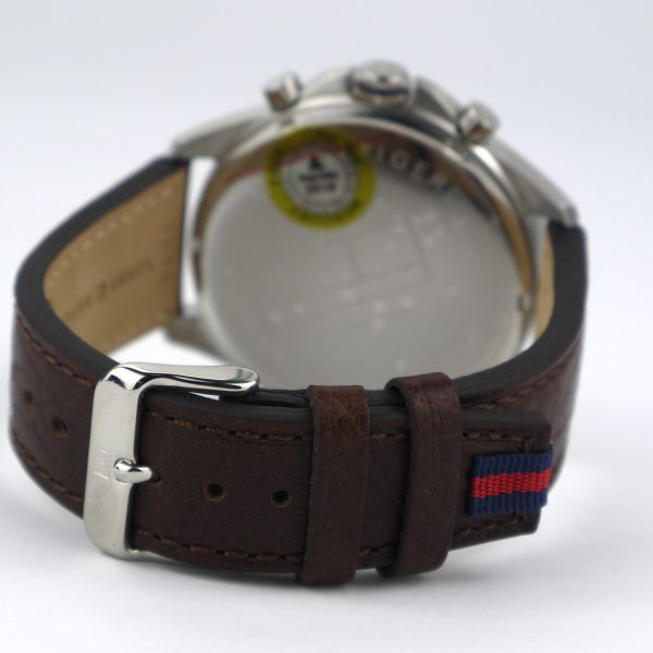 Tommy Hilfiger TH 302.1.20.2077 Quartz Stainless Steel and Leather Casual Watch_04
