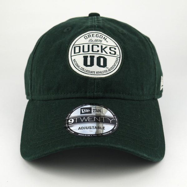 Cap New Era NCAA Oregon Ducks Green_04