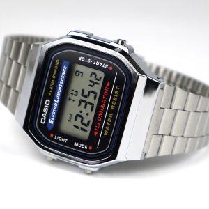 Casio A168W-1 Classic Watch