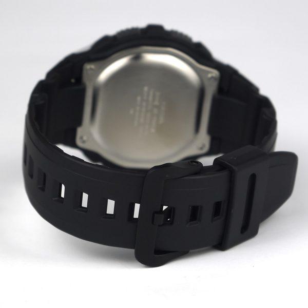 Casio AE2000W-1AV Silver-Tone and Black Multi-Functional Digital Sport Watch_04
