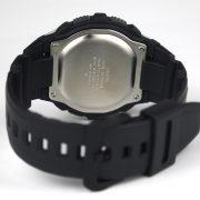 Casio AE2000W-1AV Silver-Tone and Black Multi-Functional Digital Sport Watch_05