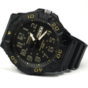 Casio MRW-210H-1A2V Diver Style Quartz Resin Casual Watch