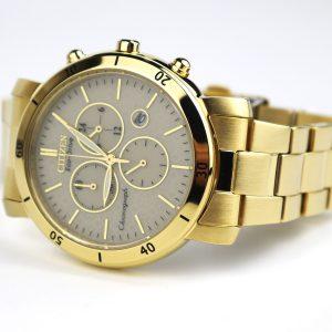 Citizen Women's FB1342-56P Eco-Drive Gold Tone Watch