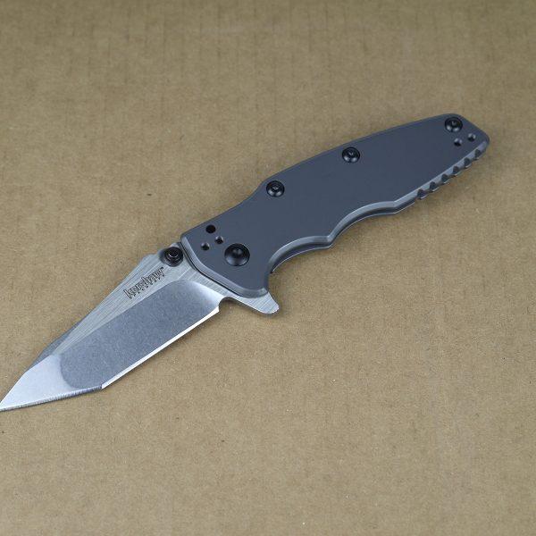 Kershaw 3920 Shield Tanto Knife with SpeedSafe