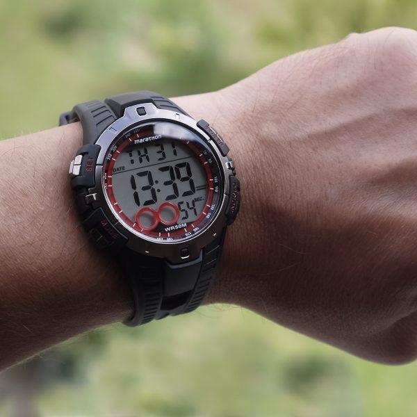 Timex T5K423 Marathon Digital Full-Size Resin Strap Watch_08