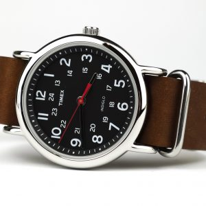 Timex Tw2R63100 Weekender Watch