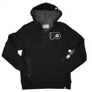 47' NHL Philadelphia Flyers Compete 1-4 - Zip Hood, Jet Black
