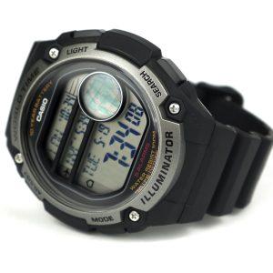 Casio AE-3000W-1AV World Time Watch