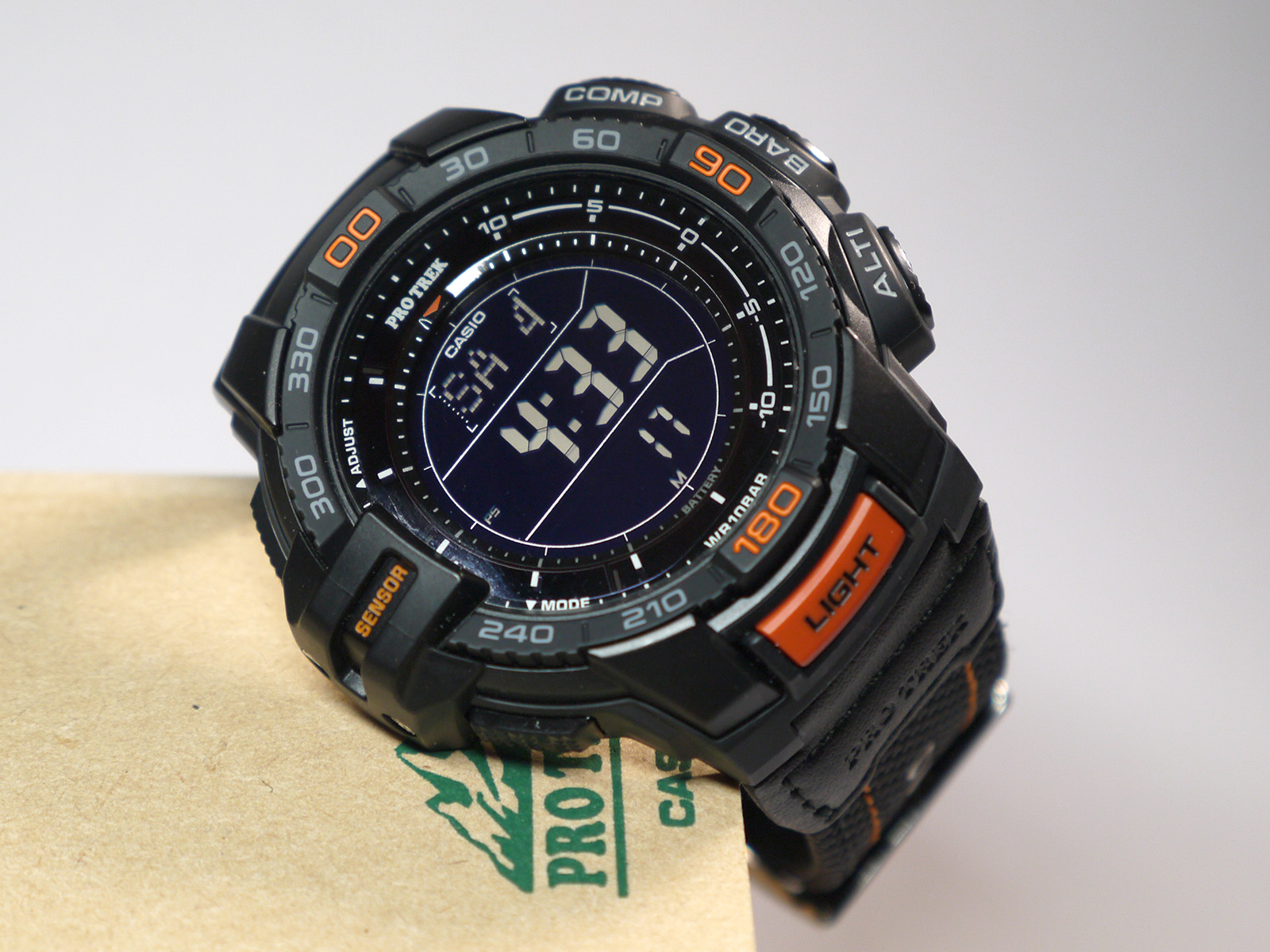 Casio ProTrek PRG-270B-1 Watch ⋆ High Quality Watch Gallery