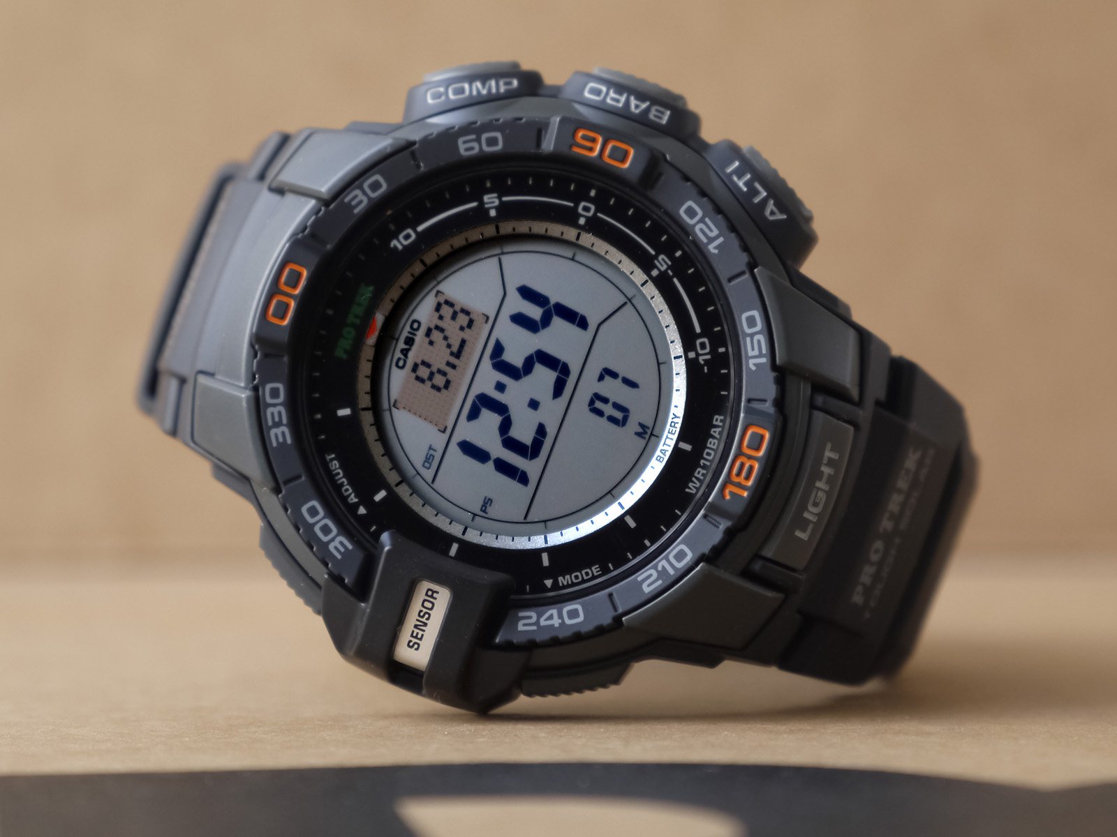 Casio Protrek Prg 270 1 Watch ⋆ High Quality Watch Gallery